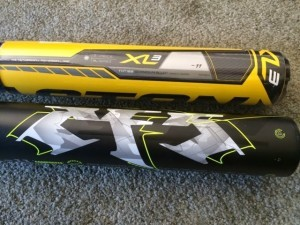 DeMarini CF5 vs Easton 2013 XL3