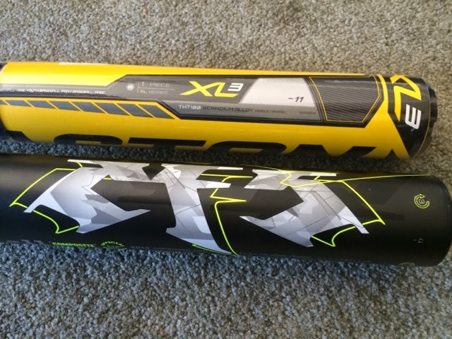 The DeMarini CF5 vs Easton 2013 XL3: Head to Head