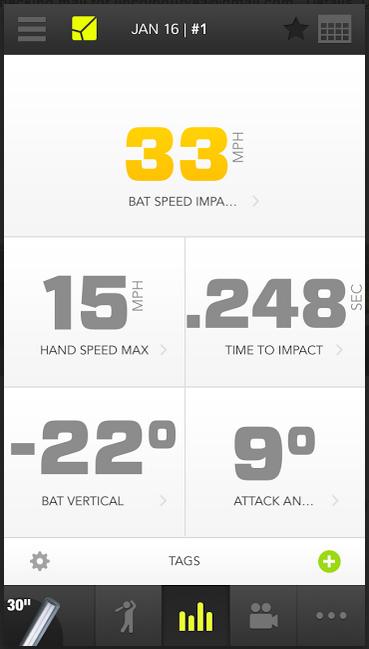 Zepp Labs Baseball Review