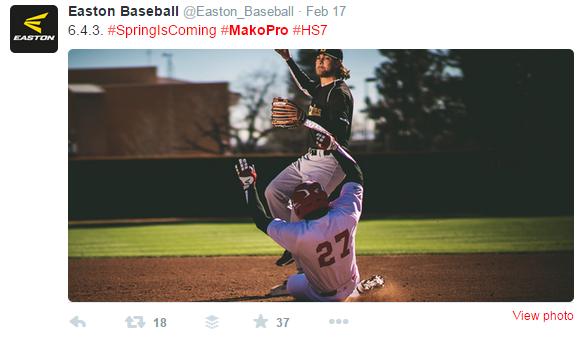 2016 Easton MAKO PRO Review