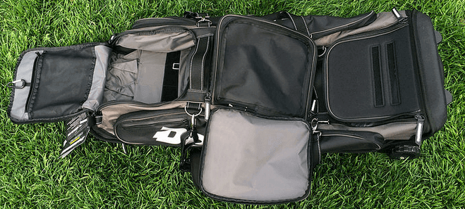 Bag Black Ops Demarini Black Ops Wheeled Bag