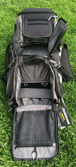 Cadillac Of Easton >> DeMarini Black OPS Wheeled Bag Review: The Cadillac of ...