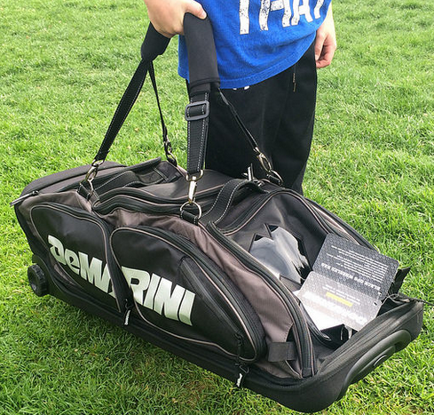 Demarini Black Ops Wheeled Bag Review Batdigest Com