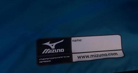 Mizuno MP ELITE Wheel Bag Review