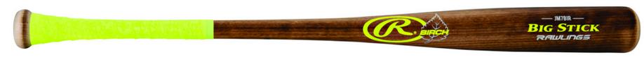 Best Rawlings Wood Bats