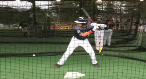 What Bat did Cole Wagner Use?