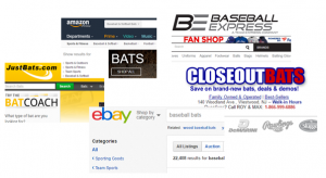 Best Place to Buy Baseball Bats