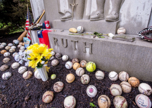 Memorial Day Road Trip: Great Baseball Player's Gravestones