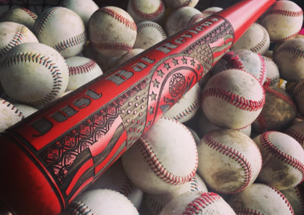 Memorial Day Baseball Bat