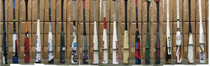 Biggest Sweet Spot | 2018 BBCOR Bat Barrel Sizes | JBR