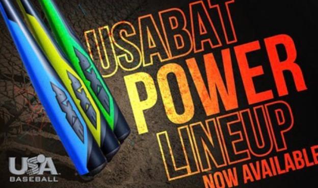 2018 Axe USAbat bats