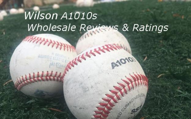 A1010s Wilson Blem Baseballs