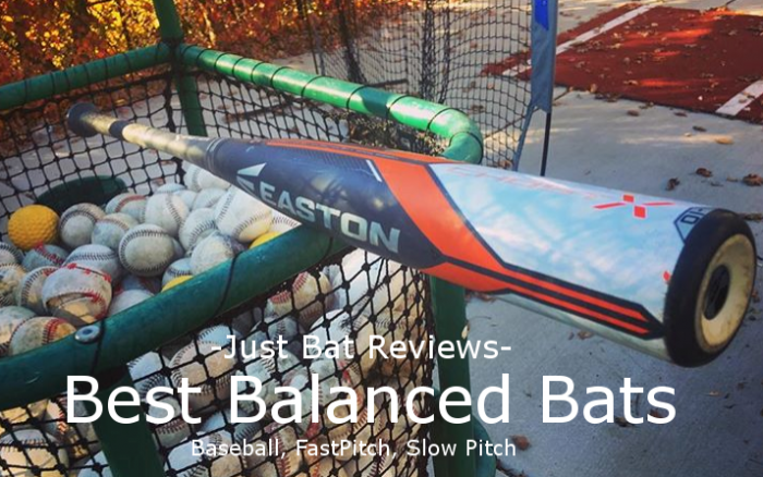 Best Balanced Bats | Lightest Swings in Baseball & Softball