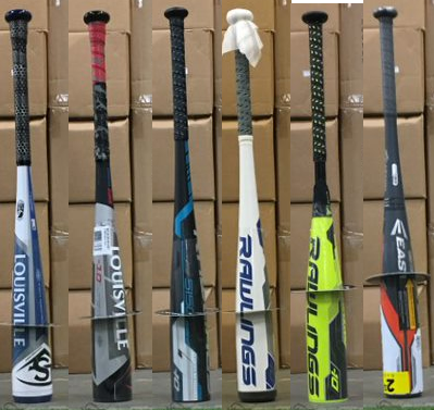 Biggest Sweet Spot | BBCOR, Big Barrel, USA Bat Ring Tests