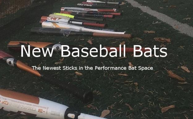 New Baseball bats