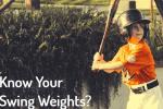 USA Bat Swing Weights