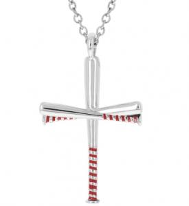Standard Cross Necklace