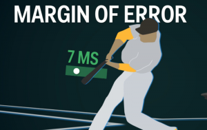Batting Is Timing HItting Disruptive Timing