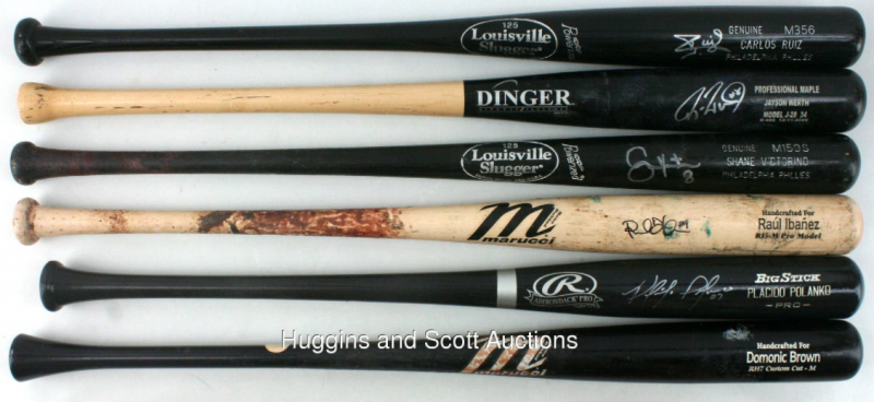Small Wood Bat Companies