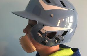 3+ Baseball Helmet Face Guards