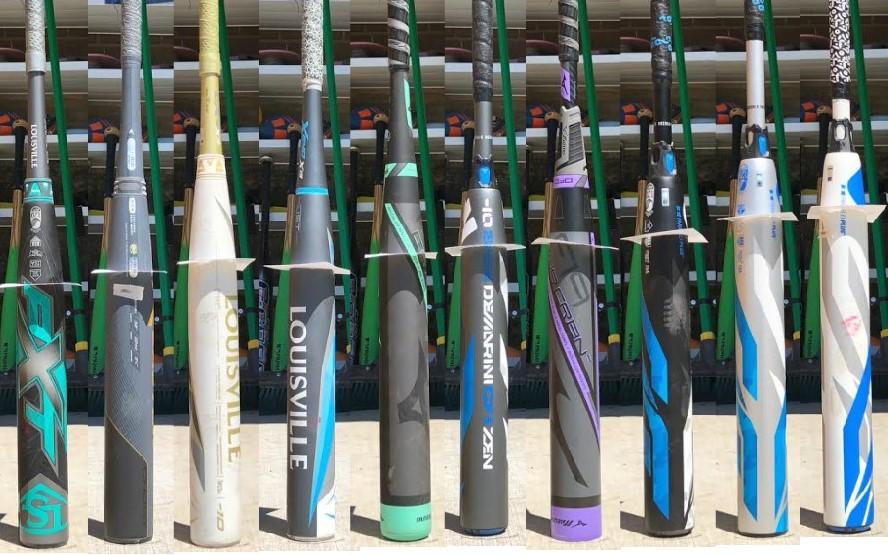 4 Biggest Fastpitch Barrels | We Measured & Hit ...