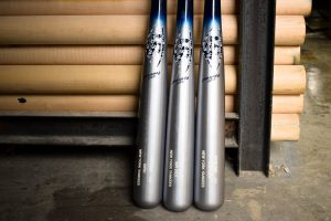 Player's Weekend Bats