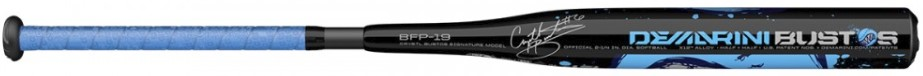 2019 DeMarini Bustos Fastpitch Bat Review