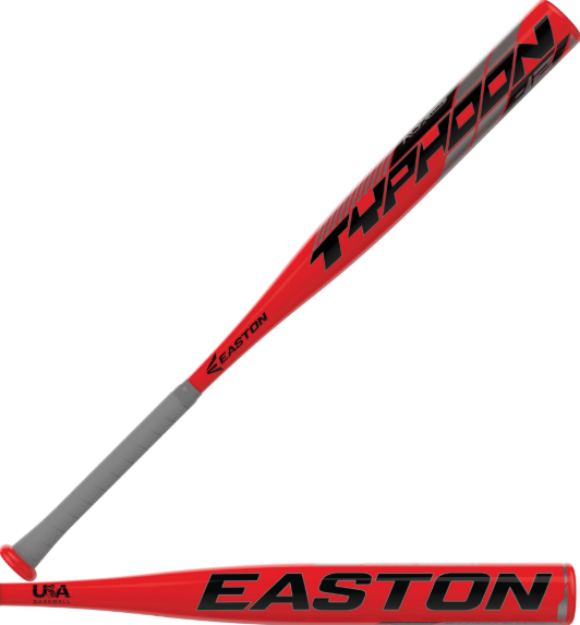 Easton Typhoon Youth Bat Review