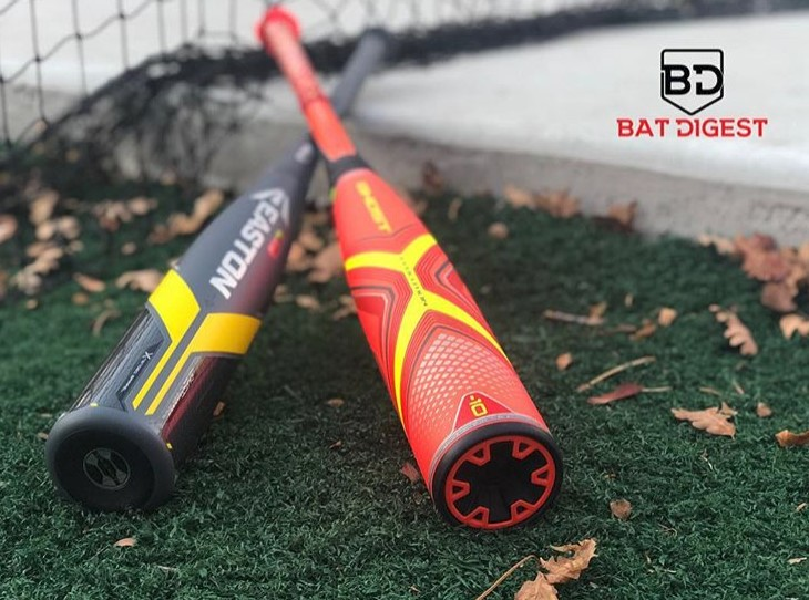 2018 Easton Ghost X USA vs 2019 Easton Ghost Evolution USA - Bat Digest b2a95c972dcb