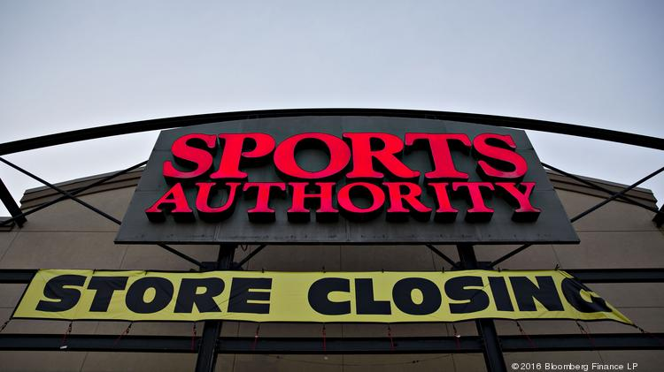 Sports Authority Goes Belly Up