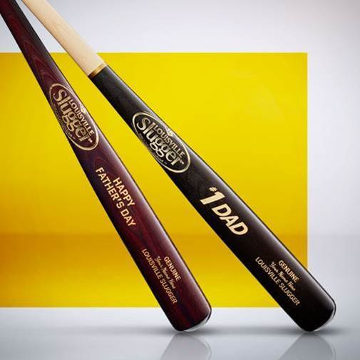 Does Your Pops got Pops? Father's Day Custom Louisville Slugger Bat